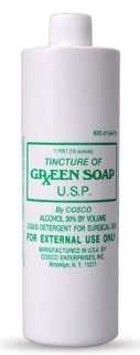 Tincture of Green Soap