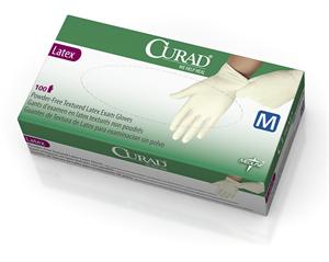Latex Gloves, Powder Free