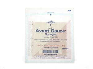 "Cover Sponge, Medline Avant, 4""x4"""