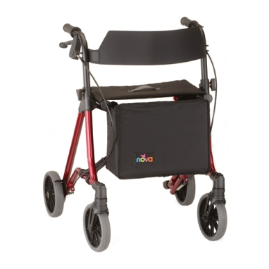 "Nova Forté 23"" 4 Wheeled Walker MAIN"