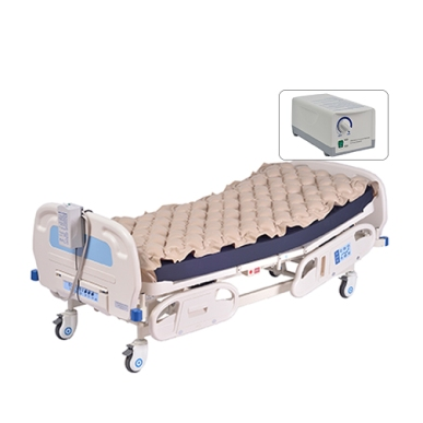 Deluxe Alternating Pressure System Pump And Mattress Pad