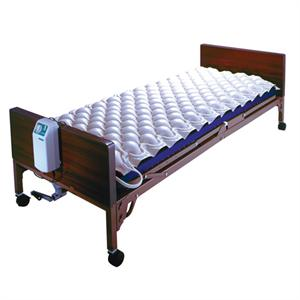 Deluxe Pump & Pad Alternating Pressure Mattress Pad