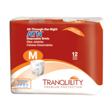 Tranquility ATN All-Through-The-Night Disposable Brief_MAIN