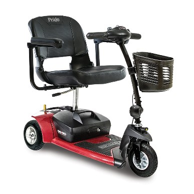 Pride Go-Go® Ultra X 3 Wheeled Scooter