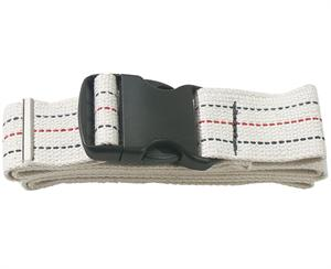 "Gait/Transfer Belt, 2""x60"", Quick Release Plastic Buckle"