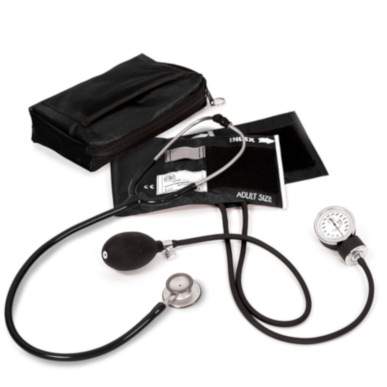 Clinical Lite Aneroid Sphygmomanometer Combo Kit