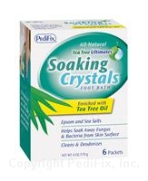 PediFix® Tea Tree Ultimates® Soaking Crystals™
