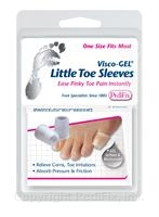 PediFix Visco-GEL® Little Toe Sleeves