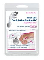 PediFix Visco-GEL® Dual-Action Bunion Fix