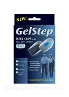 PediFix® GelStep® Heel Cups with Soft Spur Spot