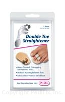 PediFix Podiatrists' Choice® Double Toe Straightener