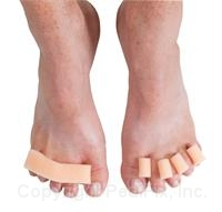 "PediFix® ""4 in 1"" Super Soft Toe Cushions™"