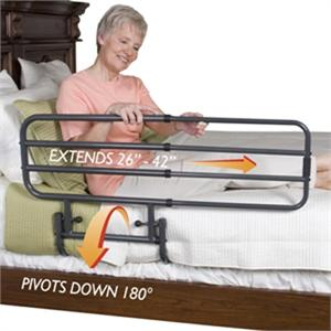 Bed Rail, Adjustable