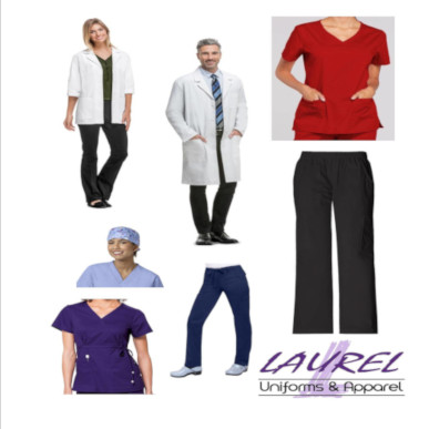 Laurel Uniforms & Apparel_MAIN