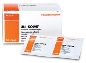Smith-Nephew Uni-Solve Adhesive Remover Wipes