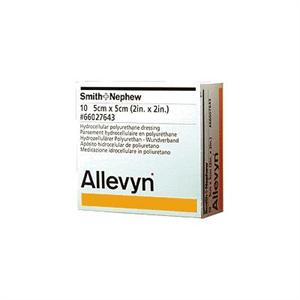 "Allevyn Non-Adherent Dressing, 2""x2"""