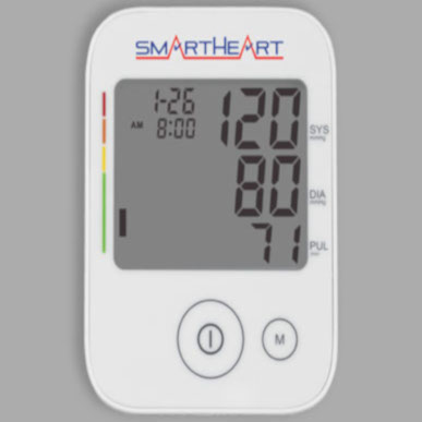 Automatic Inflation Digital Blood Pressure Monitor, VE01-553 MAIN