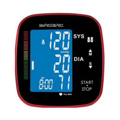 Automatic Inflation Digital Blood Pressure Monitor, VE01-571