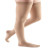 Compression Sock, Comfort, Unisex Thigh High, Closed Toe, 20-30 mmHg SWATCH