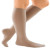 Compression Sock, Comfort, Unisex Knee High Petite, Closed Toe, 15-20 mmHg 1 of 2