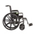 "Wheelchair, 20"" Heavy Duty w/Desk Length Arms Mini-Thumbnail"