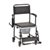 photo of Nova 8805 Drop Arm Transport Chair Commode 1 of 4