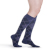 Compression Sock, Microfiber Shades, Women's Knee High, Closed Toe, 15-20 mmHg 3 of 3