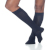 Compression Sock, Casual Cotton, Women's Knee High, Closed Toe, 15-20 mmHg 3 of 3