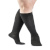 Compression Sock, Casual Cotton, Women's Knee High, Closed Toe, 15-20 mmHg 2 of 3