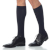 Compression Sock, Microfiber Series, Men's Knee High, Closed Toe, 20-30 mmHg 1 of 2
