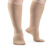 Compression Sock, Soft Opaque Series, Women's Knee High, Closed Toe, 15-20 mmHg 2 of 4