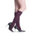 Compression Sock, Soft Opaque Series, Women's Knee High, Closed Toe, 15-20 mmHg 1 of 4