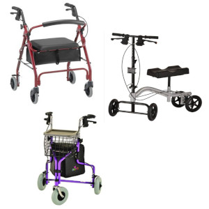 Where to buy 3 wheeled walker and 4 wheeled walker in Arvada and Denver, Colorado