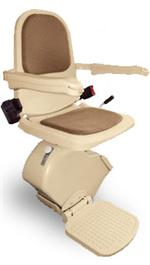 Stair Lift, Brooks Lincoln