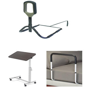 Best prices on bedroom products, safety rails and under pads