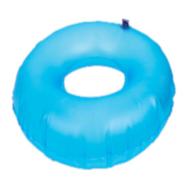 Inflatable Invalid Ring Cushion, 13in Diameter