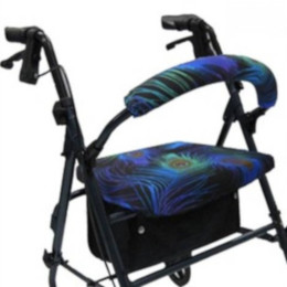 Walker Seat & Back Cover Set, Crutcheze THUMBNAIL