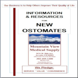 FREE Booklet:  Information & Resources for New Ostomates