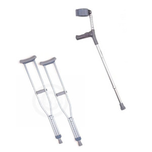Where to buy crutches, forearm crutches and crutch tips in Arvada