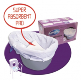 CAREBAG® Commode Liners THUMBNAIL