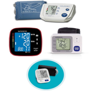 Digital Blood Pressure Units