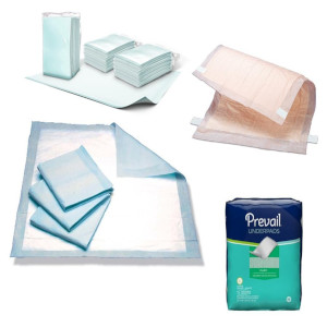 Best price and selection of disposable underpads and bed pads in Colorado!