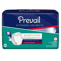 Prevail® Extended Use Briefs