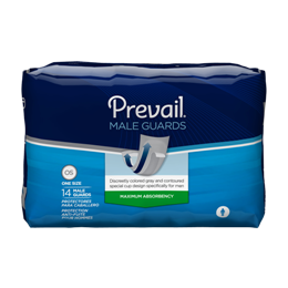 Prevail® Male Guards THUMBNAIL