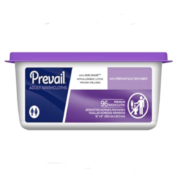 Prevail® Premium Quilted Washcloths
