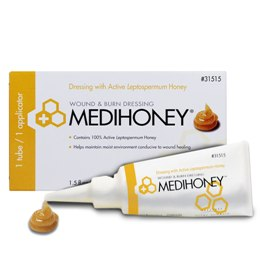 MEDIHONEY® Wound & Burn Dressing Paste & Gel