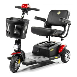 photo of Golden Technologies Buzzaround EX Extreme 3-Wheel Scooter GB118D THUMBNAIL