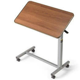 Overbed Table, Tilt Top_THUMBNAIL