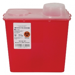 8 QT Sharps Collector