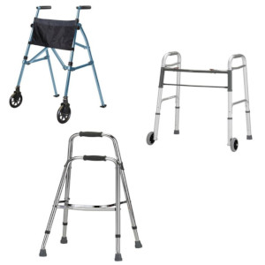 Buy standard lightweight folding walkers, walker with wheels in Denver or Arvada